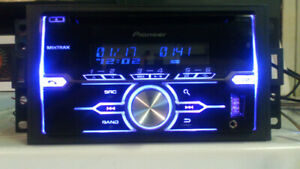 Pioneer FH-X721BT CD receiver