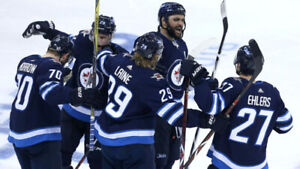 St Louis Blues at Winnipeg Jets (Game 5 - Home Game 3)