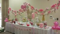 Wedding and Party Rentals***