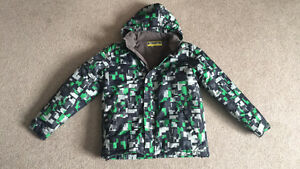 Boys winter coat-size 16