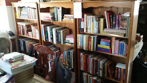 Lots of books