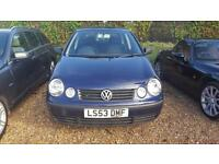Volkswagen Polo 1.2 ( 65bhp ) 2003MY E - BARGAIN PRICED TO CLEAR