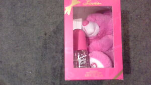 Love's Baby Soft cologne mist gift set. new in box.