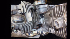 Yamaha motorcycle motor 1100cc only for sale