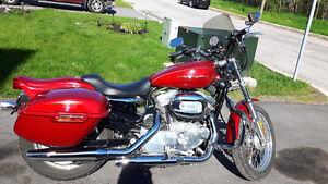 sporster 2006 -883xl tank 4.5 litre 6200$