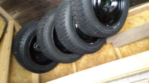 215 60 16 tires and rims