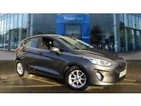 2017 Ford Fiesta 1.0 EcoBoost Zetec 5dr with Rear Parking Sensors and Lane Keepi