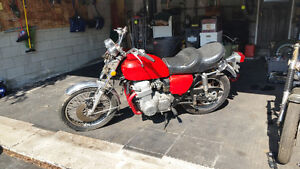 1974 CB750 Project bike (With Title)