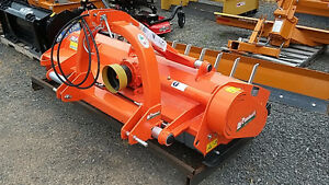 Rinieri Heavy Duty Flail Mower TRL-B-200