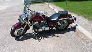 2006 Honda 750 shadow