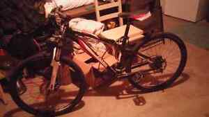Mens Jamis Trail X2. 21 Speed Trail Bike $200Obo