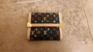 louis vuitton authentic brand new wallet,  never used