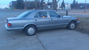 For Sale: 1988 Mercedes Benz 300SE Price reduced