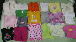 45-50 items of girls 3-6 months Clothes