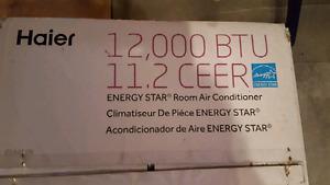 Haier 12,000 BTU Air Condition (AC)