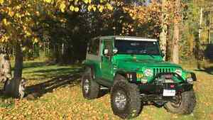 2005 Jeep Other loaded Coupe (2 door) Prince George British Columbia image 4
