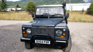 1987 Land Rover Defender 90 TDI