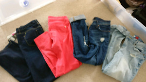 Jeans. J brand, forever 21, and more. Boyfriend, bootcut, skinny