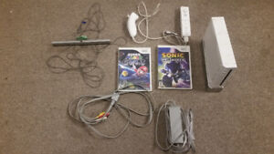 Wii Console & Games for Sale!