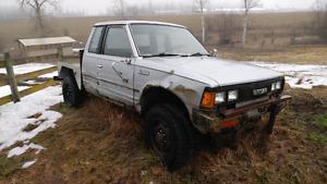 1983 nissan 4x4
