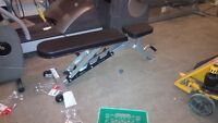 FID (Flat/Incline/Decline) Commercial Adjustable Bench-BRAND NEW
