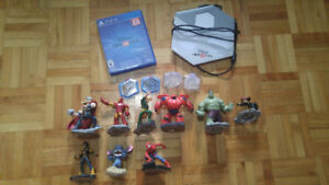 Disney Infinity édition 2.0 + personnages