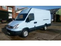 2010 60 IVECO-FORD DAILY 2.3 35S13V 1D 126 BHP 1 OWNER F/S/H 2 KEYS ///////