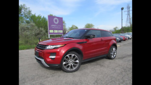2012 Land Rover Range Rover Evoque Dynamic sport SUV, Crossover