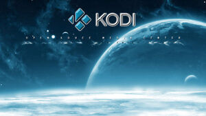 Install update kodi on your android box