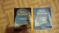 Western Arabic 1030 Textbook and Workbook both for $80