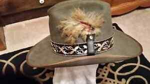 Biltmore silver bullet western hat Kitchener / Waterloo Kitchener Area image 1