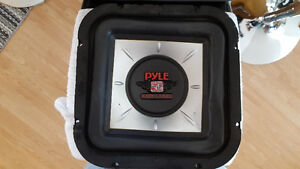 """Rarely Used* Pyle Red Label 12"""" sub woofer (no box) 1400 watt"""