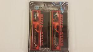G.SKILL Ripjaws X Series DDR3 1600MHz 8GB (2x4GB)