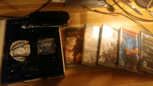 PSP and Games!