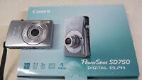 Canon SD750