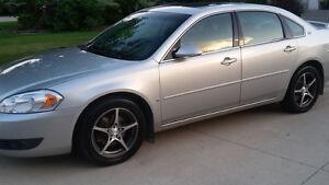 2006 Impala LTZ Accident Free, Safetied, Leather, Command Start