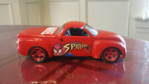 Collectible Die-Cast Model Cars from the early 2000's