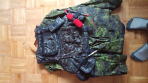 Equipement sportif paintball