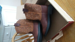 Western Boots REDWING Brand