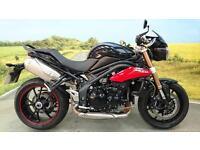 Triumph Speed Triple 1050** 2 Keys, Owners Manual, Brembo Brakes**