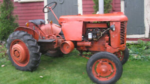 1947 Case Tractor