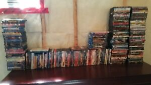 240+ DVD Movies For Sale