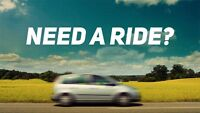 NEED A RIDE!?!?!?! LOW COST DRIVER SERVICES