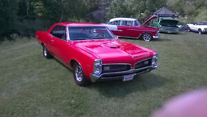 Very Rare 1967 Pontiac Lemans Coupe