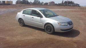 2005 Saturn ION Sedan (parts car) 400 takes it today...last offe