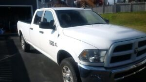 2016 Ram 2500 Diesel  Reduced  $45500