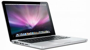 Macbook pro 13 AZERTY SSD Crucial Mx100 512GB New Battery