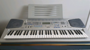 Clavier (synthétiseur) Casio CTK-591