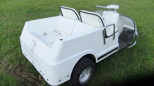 Harley Davidson golf cart Kitchener / Waterloo Kitchener Area image 3