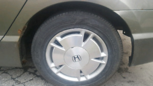 Honda civic tires/rims 2006 to 2011